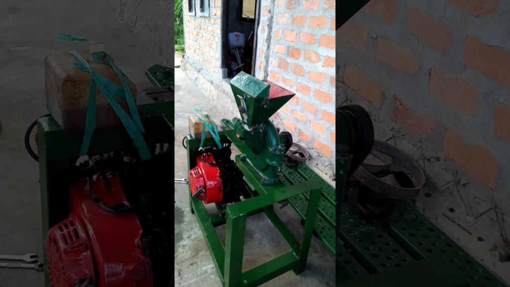 Toko Mesin Pertanian di Malang