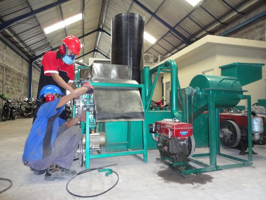 Jual Mesin Pertanian di Malang