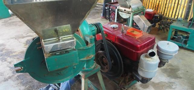 Mesin Tepung Ikan di Malang