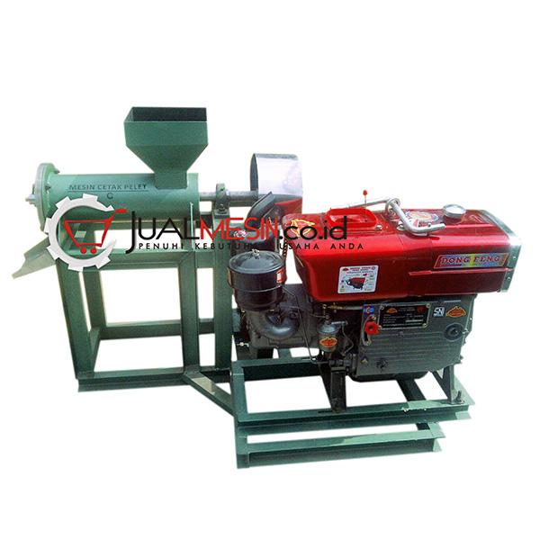 mesin cetak pelet