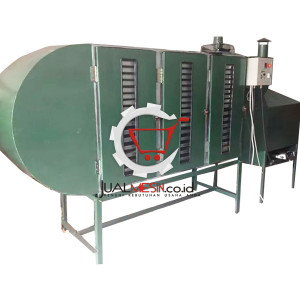 mesin oven dryer