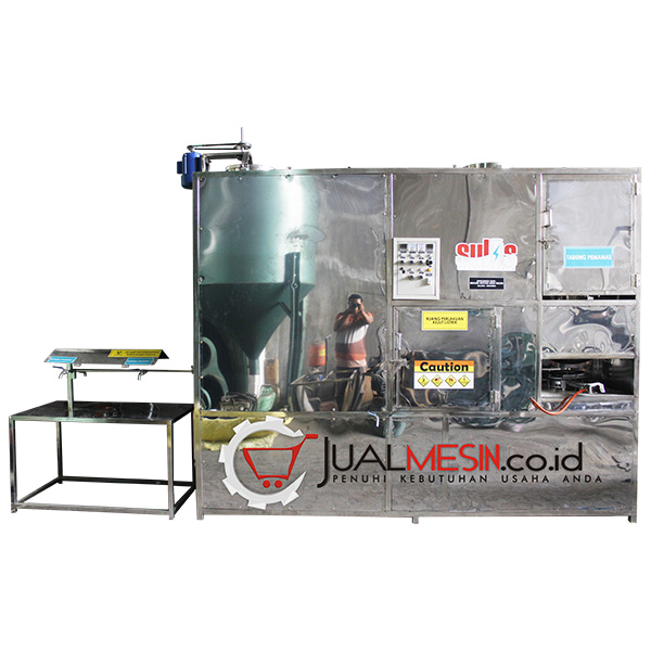 mesin sterilisasi susu