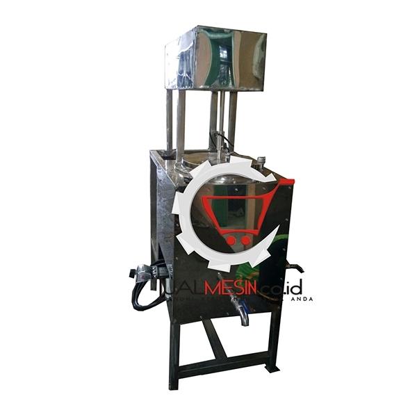 Mesin Pasteurisasi Thermal