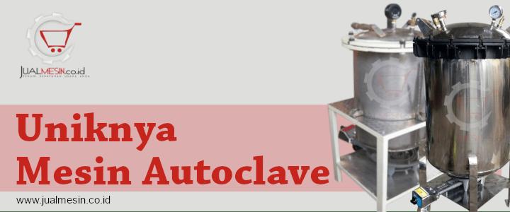 Mesin Autoclave