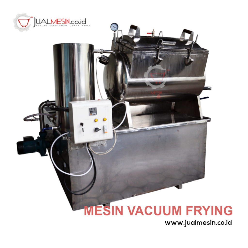 Mesin Vacuum Frying Mini Murah